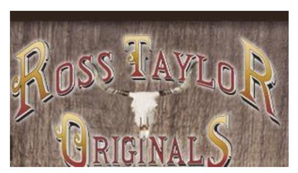 Ross Taylor Originals